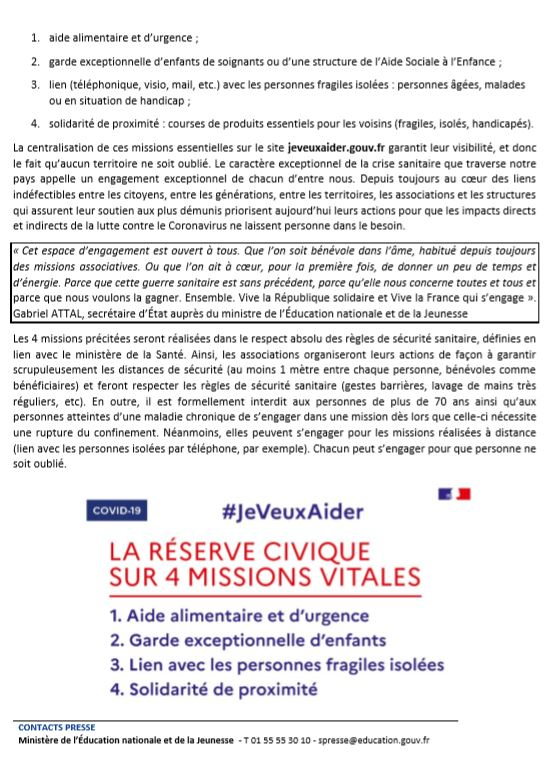 je veux aider page 2